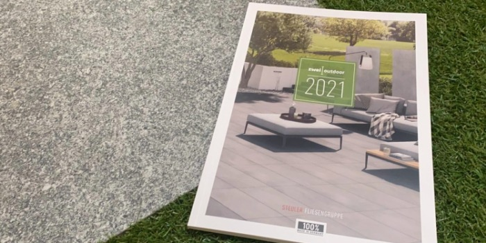 Our new outdoor catalogue is out now