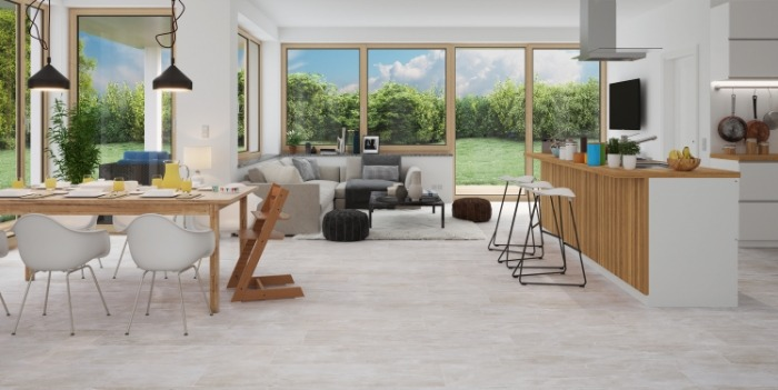 Torstein: Porcelain gres for indoors and outdoors