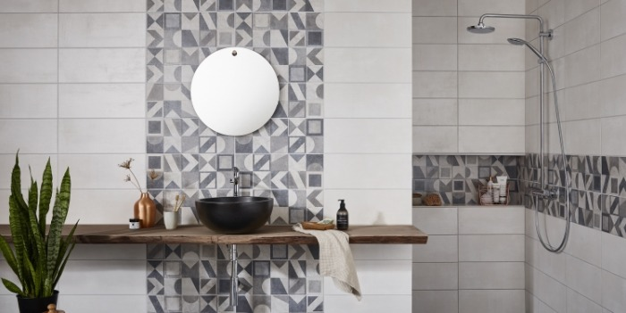 KENT - a tile with plenty of character